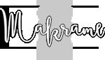 makrame.fi logo inverse